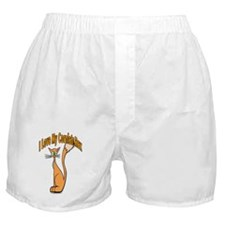 Cornish Rex Cat Boxer Shorts