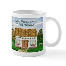 God Bless Our Irish Home Mug