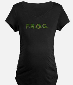 Green FROG Scales T-Shirt