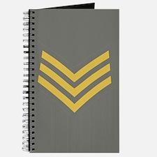 Royal Marines Sergeant<BR> Personal Log Book