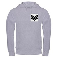 Royal Marines Sergeant<BR> Hooded Shirt 8