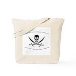 Pharmacy Pirate Tote Bag
