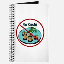 No Sushi Journal