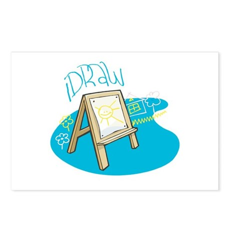 iDraw Postcards (Package of 8)