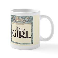 It's a girl  Small Mug