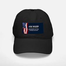 Jim Webb for President V3 Baseball Hat