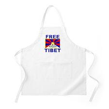 Free Tibet BBQ Apron