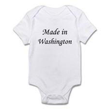 Washington Infant Bodysuit