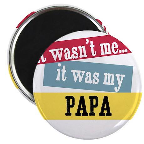 Papa Magnet