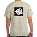 Cracked Aces Light T-Shirt