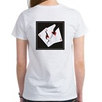 Cracked Aces Women's T-Shirt
