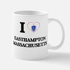 I love Easthampton Massachusetts Mugs