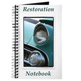 Classic car restoration Journals & Spiral Notebooks