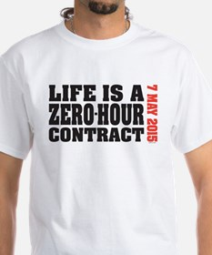 Zero hour t shirts shirts tees custom zero hour clothing for One hour t shirts