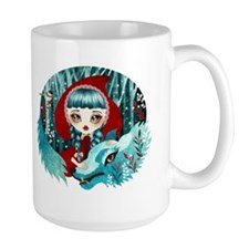 Red of the Woods Mug
