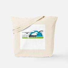 Skydive Dropzone Paradise Tote Bag