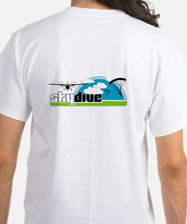Skydive Dropzone Paradise Shirt