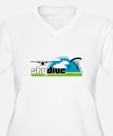Skydive Dropzone Paradise T-Shirt