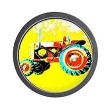 My Tractor Wall Clock