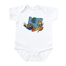 Oregon Infant Bodysuit