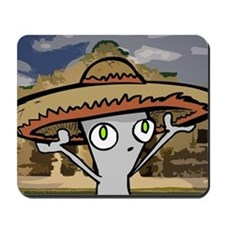 Mexico Es Muy Bien Mousepad