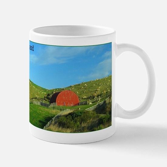 SHEEP! New Zealand Mug