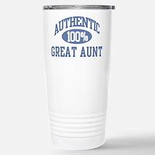 Unique Great aunt Travel Mug