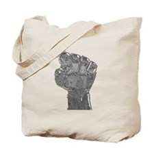 Cute Fist Tote Bag