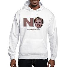 No Hillary Hoodie