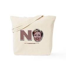 No Hillary Tote Bag
