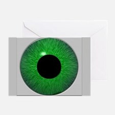 """""""You're Being Watched"""" Greeting Cards (Pkg. of 6)"""