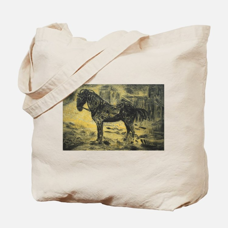 The Charger Tote Bag