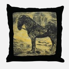 The Charger Throw Pillow