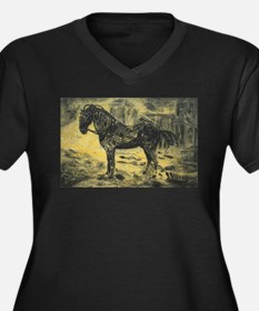 The Charger Plus Size T-Shirt