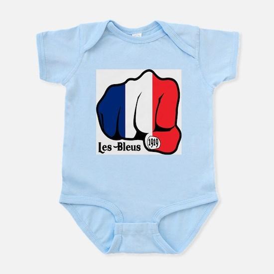 French les bleus Body Suit