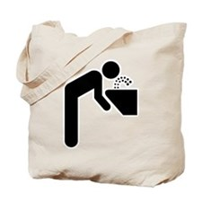 Waterfountain Tote Bag