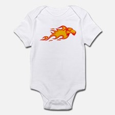 Airdale Terrier Infant Bodysuit