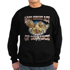 Cute Military and patriotism Sweatshirt