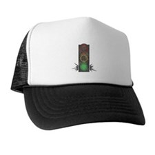 Vintage Trafficlight Trucker Hat