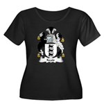 Keats Family Crest Women's Plus Size Scoop Neck Da