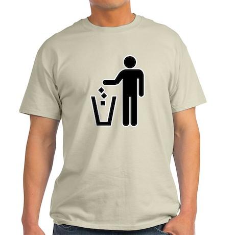 Rubbish Light T-Shirt