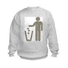 Vintage Rubbish Sweatshirt