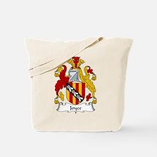 Joyce Family Crest Tote Bag