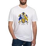 Jordan Family Crest Fitted T-Shirt