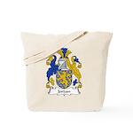 Jordan Family Crest Tote Bag