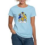 Jordan Family Crest Women's Light T-Shirt