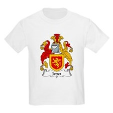 Jones Family Crest T-Shirt