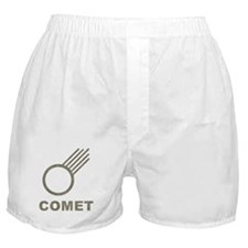 Vintage Comet Boxer Shorts