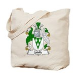 Joliffe Family Crest Tote Bag