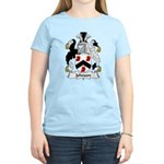 Johnson Family Crest Women's Light T-Shirt